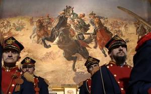 fot.Chicago Tribune/ Obchody Dnia Pułaskiego w Muzuem Polskim w Ameryce