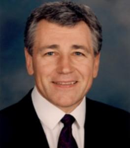 fot. Chuck Hagel zmierzył się z wieloma kontrowersyjnymi kwestami podczas przesłuchania przez Senat