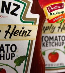ketchup Heintz Pudliszki