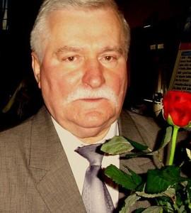 fot. Lech Wałęsa w 2007 roku
