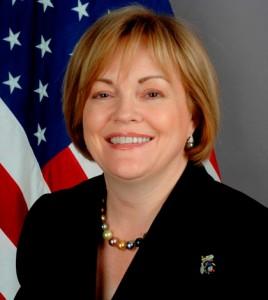 fot. Deborah Jones od 30 lat związana jest z amerykańską dyplomacją