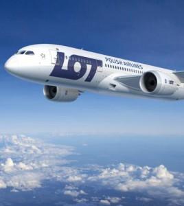 fot. Materiały prasowe LOT/ Boeing 787