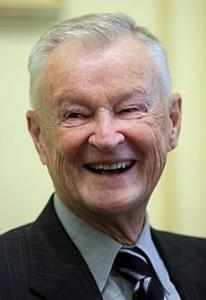 Profesor Zbigniew Brzeziński fot.: G. Jakubowski/PAP