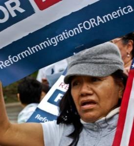 fot. Sasha Y. Kimel via Flickr/ Ostatnie sondaże pokazują, że Amerykanie są bardziej przychylni przyznaniu legalnego statusu nieudokumentowanym imigrantom