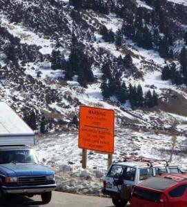 fot.dion gillard via Flickr/ Loveland Pass, Kolorado