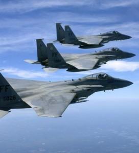 fot. USA pomimo gróźb Korei Północnej wysyłają do swojego sojusznika myśliwce