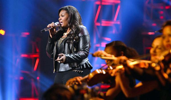"""Candice Glover zwyciężczyni konkursu """"American Idol"""" fot. Americanidol.com"""