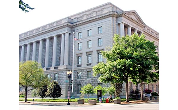 Centrala IRS w Waszyngtonie fot. ustreas.gov