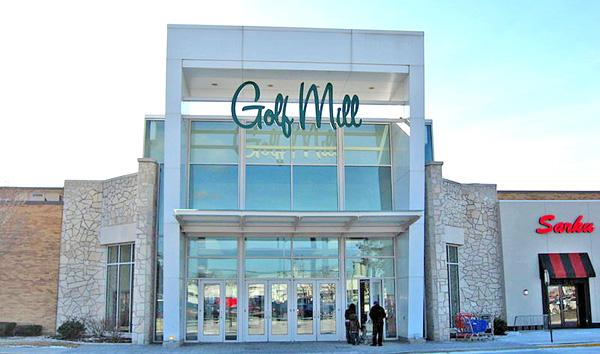 Golf Mill Shopping Center fot. Zol87/ Wikimedia