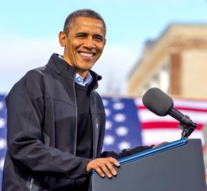 Barack Obama fot. Barack Obama/Flickr
