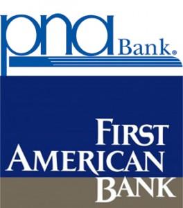 First American Bank PNA Bank logos