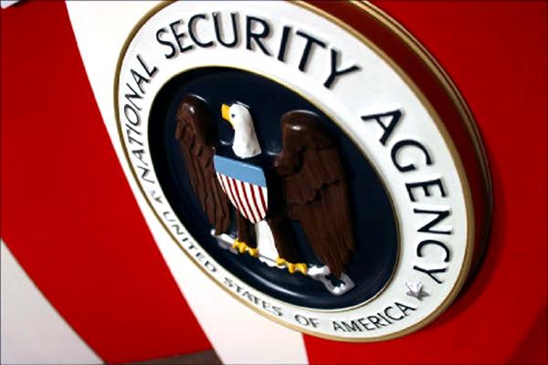 NSA logo fot. NSA