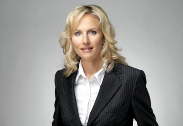 Paulina Kapuścińska, konsul generalna RP w Chicago fot. chicago.msz.gov.pl