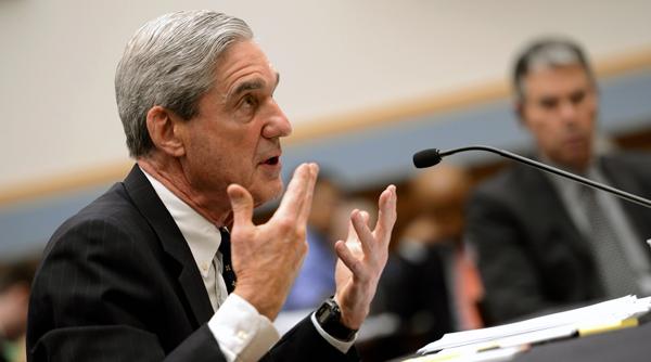 Robert Mueller, szef FBI fot. Shawn Thew/PAP/EPA