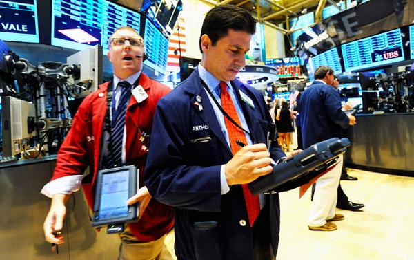 Rząd USA obniża próg inwestycyjny fot. Justin Lane/PAP/EPA