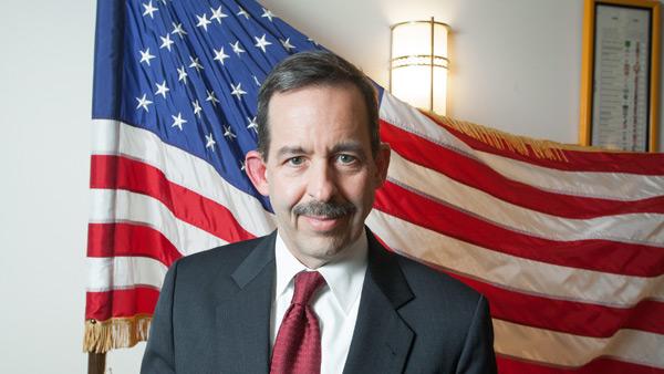 Ambasador USA w Polsce, Stephen Mull. fot. PAP/ Marcin Kaliński