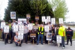 Strajki pracowników restauracji, sklepów i mechaników samochodowych