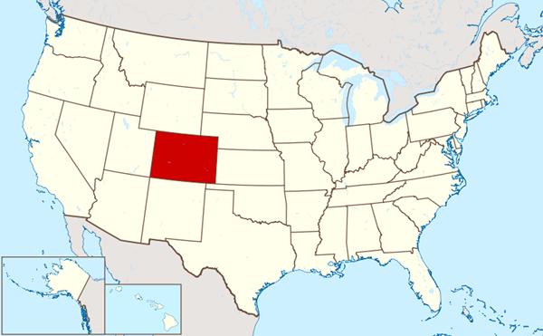 Stan Kolorado fot. TUBS/Wikimedia