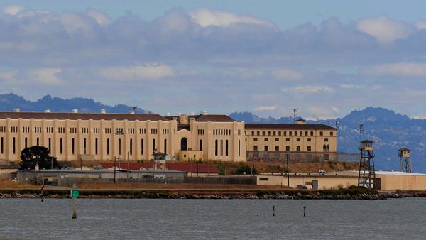 Stanowe więzienie w San Quentin w Kalifornii. fot. EPA/PAP John Mabanglo