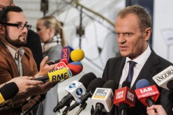 Tusk on situation in Ukraine