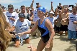 Pływaczka-rekordzistka Diana Nyad kończyła college w Lake Forest
