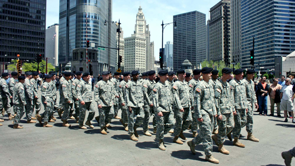 Illinois National Guard fot. The U.S. Army/Flickr