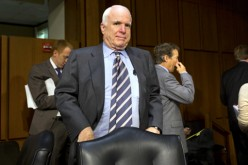Za impas fiskalny McCain wini republikanów