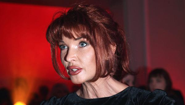 Projektantka mody Ewa Minge fot. Stach Leszczyński/PAP