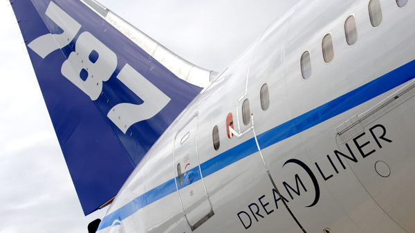 Boeing 787 fot. EPA/PAP