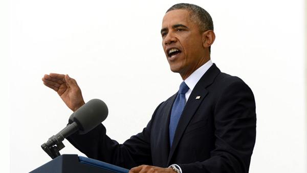 Prezydent USA Barack Obama fot. White House/PAP/EPA