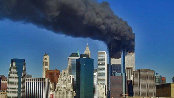 11 września 2001. fot. Michael Foran via Flickr