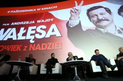 Walesa to return to Congress for film screening