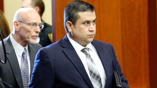 George Zimmerman fot. Joe Burbank/PAP/EPA