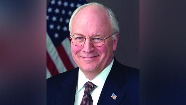 Dick Cheney fot. U.S. Air Force