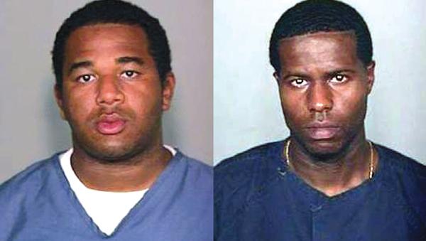 Joseph Jenkins i Charles Walker fot. Florida Department of Corrections
