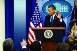 Niemcy: ogromny spadek poparcia dla Obamy i USA