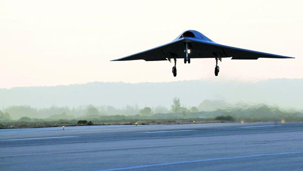fot. V. Almansa/Dassault Aviation/PAP/EPA