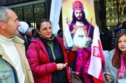 Pielgrzymka w intencji uchwalenia reformy. Zabrakło Polaków