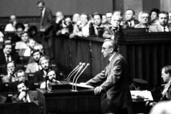 Tadeusz Mazowiecki dead at 86