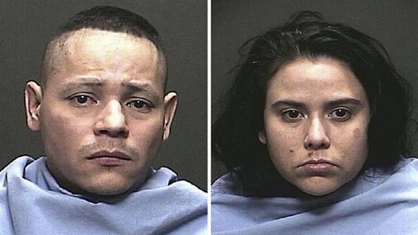 Fernando Richter i Sophia Richter fot. Tucson Police Dept.