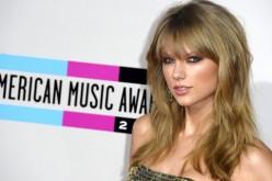 Taylor Swift triumfowała American Music Awards
