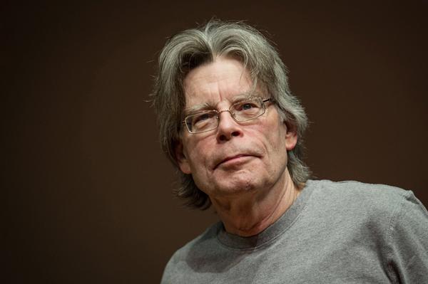 Stephen King book presentation