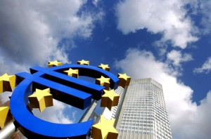 Euro injection into money markets