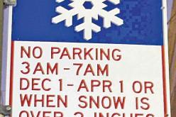 Pracowity weekend dla miejskich ekip; niektórzy zapomnieli o zimowym zakazie parkowania