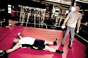 Trening BOKS 15