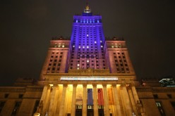 Warsaw shows solidarity with Ukraine protesters