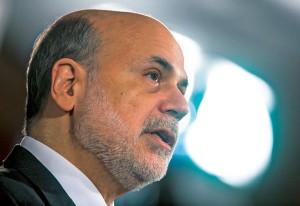 Ben Bernanke fot.Jim Lo Scalzo/PAP/EPA