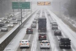 Nieoczekiwany atak zimy na południu USA. Atlanta sparaliżowana