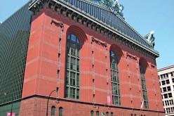 Chicagowska Biblioteka Publiczna najlepsza w kraju, trzecia w świecie