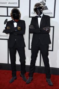 Daft Punk fot.Michael Nelson/PAP/EPA